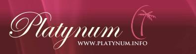 Platynum p�gina de Inicio - Home Page